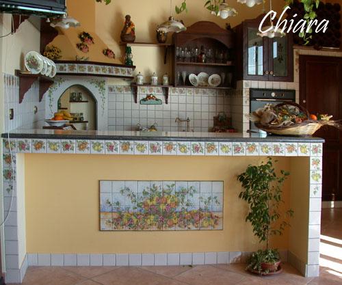 giarre cucine in muratura : IN MURATURA: LE CUCINE DEI SOGNI, COSTRUZIONE, CUCINE IN MURATURA ...