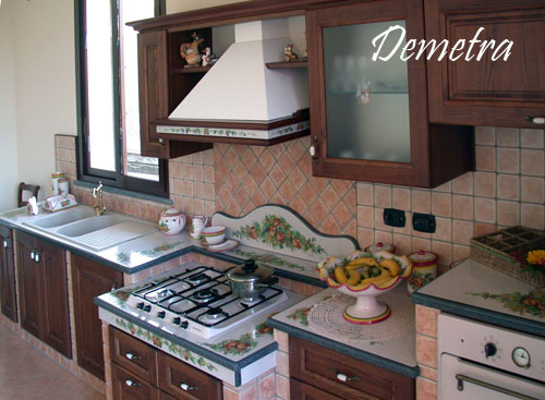 giarre cucine in muratura : LAVICA ETNEA: LE CUCINE DEI SOGNI, COSTRUZIONE, CUCINE IN MURATURA ...
