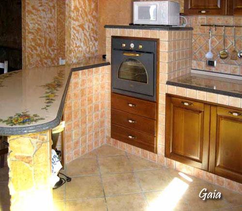 giarre cucine in muratura : ETNA CERAMIZZATA: LE CUCINE DEI SOGNI, COSTRUZIONE, CUCINE IN MURATURA ...