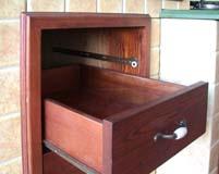 Rifiniture fabbrica produzione cucine pietra lavica ceramizzata le cucine dei sogni - Cassetti per cucine in muratura ...