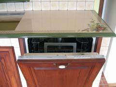 giarre cucine in muratura : CERAMIZZATA: LE CUCINE DEI SOGNI, COSTRUZIONE, CUCINE IN MURATURA ...